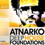 Сэмплы Loopmasters Atnarko Deep House Foundations