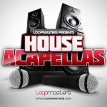 Сэмплы Loopmasters House Acapellas Vol.1