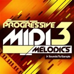 Сэмплы и MIDI - Sounds To Sample Progressive MIDI Melodics 3
