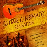 Сэмплы Auditory Guitar Cinematic Sensation