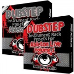 Пресеты Sonic Drive Media Dubstep Instrument Rack Presets for Ableton Live Vol 1