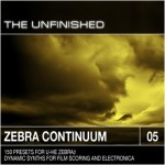Пресеты The Unfinished Zebra Continuum
