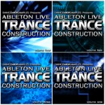 Проекты DMS Trance Construction For Ableton Live Template 1-4