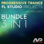 Проекты NextProducers Progressive Trance FL Studio Projects Bundle 3 in 1
