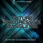Сэмплы Producer Loops Future Progressive Basslines Vol 2
