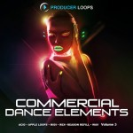 Сэмплы Producer Loops Commercial Dance Elements Vol 3