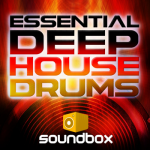 Сэмплы Soundbox Essential Deep House Drums