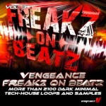Сэмплы Vengeance Freakz On Beatz Vol.3