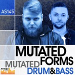 Сэмплы Loopmasters Mutated Forms Mutated Drum and Bass