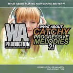 Сэмплы W.A Production Catchy Progressive Melodies
