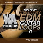 Сэмплы гитары - What About Country EDM Guitar Loops