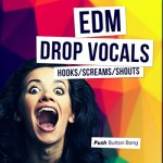 Сэмплы вокала - Push Button Bang EDM Drop Vocals Hooks Screams And Shouts