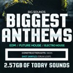 Сэмплы Big Sounds Biggest Anthems