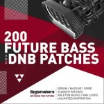 Пресеты Singomakers 200 Future Bass and DnB Patches