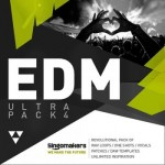 Сэмплы Singomakers EDM Ultra Pack 4