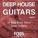 Сэмплы Foss Samples Deep House Guitars Vol.1