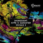 Сэмплы Catalyst Samples Ingredient Hype and Gangster Vocals 2