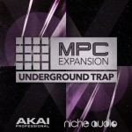 Сэмплы AKAI MPC Software Expansion Underground Trap