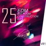 Сэмплы VR1 Big Room EDM Construction Kits