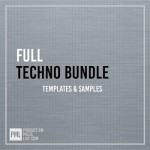 Сэмплы и проекты - Production Music Live Techno Bundle