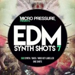Сэмплы HY2ROGEN EDM Synth Shots 7