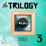 Сэмплы Roundel Sounds The Trilogy Bundle Vol 3 Acoustic Vocals