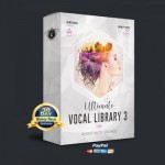 Сэмплы вокала - Ghosthack Ultimate Vocal Library 3