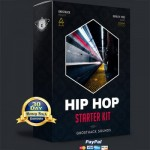Сэмплы Ghosthack Sounds Hip Hop Starter Kit