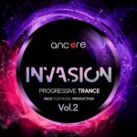 Сэмплы Ancore Sounds INVASION Trance Producer Pack Vol.2