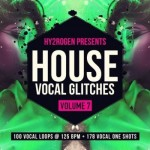 Сэмплы HY2ROGEN House Vocal Glitches 7