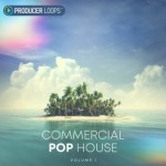 Сэмплы Producer Loops Commercial Pop House Vol 1