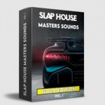 Сэмплы Ekko Slap House Masters Sounds GOLD EDITION Vol.1