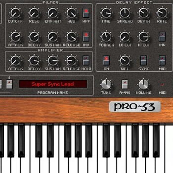 Native Instruments Pro 53 VSTi DXi RTAS v3.0.5