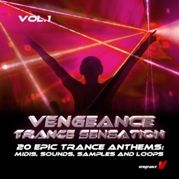 Сэмплы Vengeance Trance Sensation vol.1