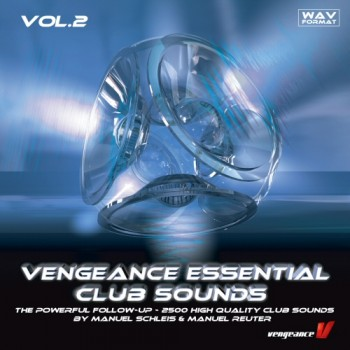 Сэмплы Vengeance Essential Clubsounds Vol. 2 (Trance, Techno, Hardstyle)