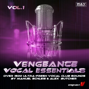 Сэмплы вокала Vengeance Vocal Essentials vol.1
