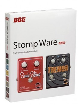BBE Sound Stomp Ware VST 1.1