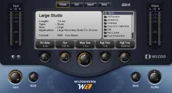 Wizoo WizooVerb W2 VST