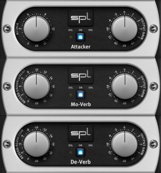SPL Attacker Deverb MoVerb VST RTAS