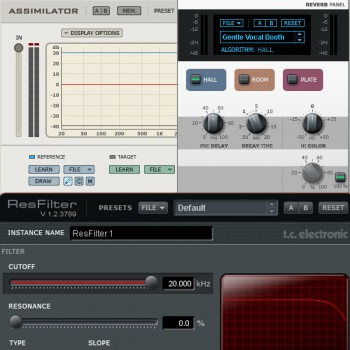 TC Electronic Near Native Plugins VST v1.0