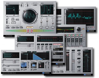 TC Works Native Bundle VST v3.1