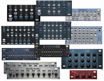 URS Plug-In Bundle Complete VST RTAS v1.0