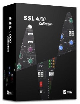 Waves SSL 4000 VST DX RTAS v1.2