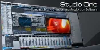 Presonus Studio One Pro 1.6.5 (PC/MAC)