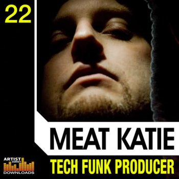 Сэмплы Loopmasters Artist Series Meat Katie Tech Funk Producer