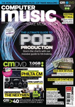 Журнал Computer Music Magazine (March 2011)
