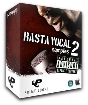 Сэмплы вокала Prime Loops Rasta Vocal Samples 2 (Dubstep, Hip Hop, Reggae)