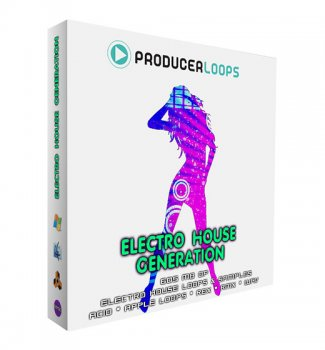 Сэмплы ProducerLoops Electro House Generation