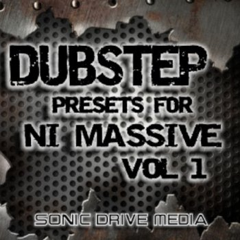 Пресеты Sonic Drive Media Dubstep Presets Vol 1 для NI Massive