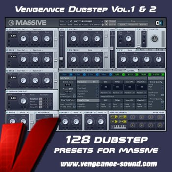 Пресеты Vengeance Dubstep Vol.1 & 2 для Massive